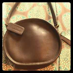 Vintage Coach Canteen purse in GUC